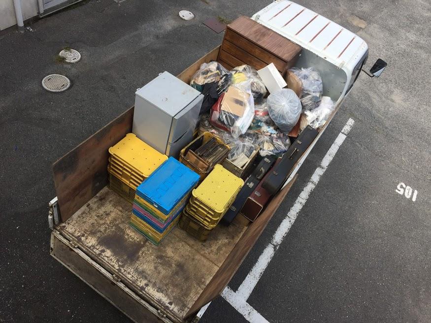 福山様 トラック