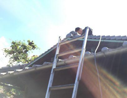 鶴川様 屋根2