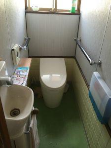 k様 トイレ