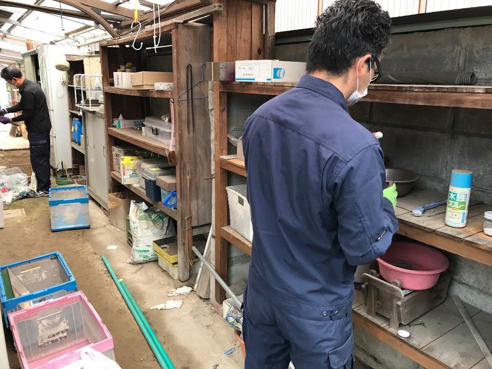 倉庫作業3