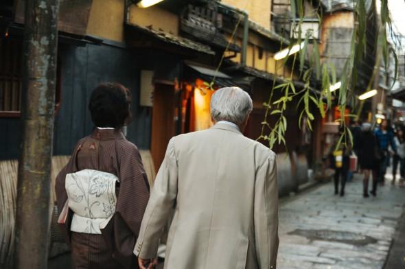 高齢化、孤独死