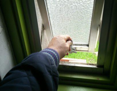 空家管理 通風、通水 そして掃除_170128_0005