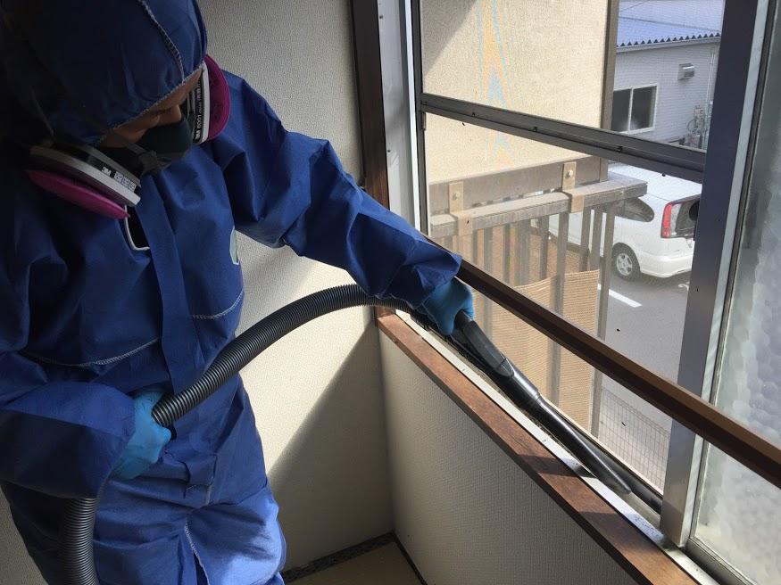 福山様 窓枠1