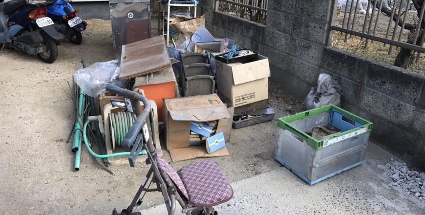 吉田邸物置整理及び解体170308_170308_0005
