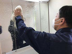 お掃除洗面台1