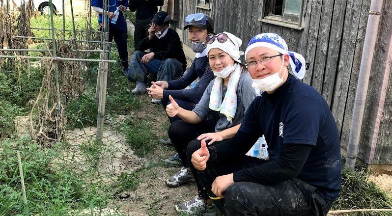 ボランティア箭田